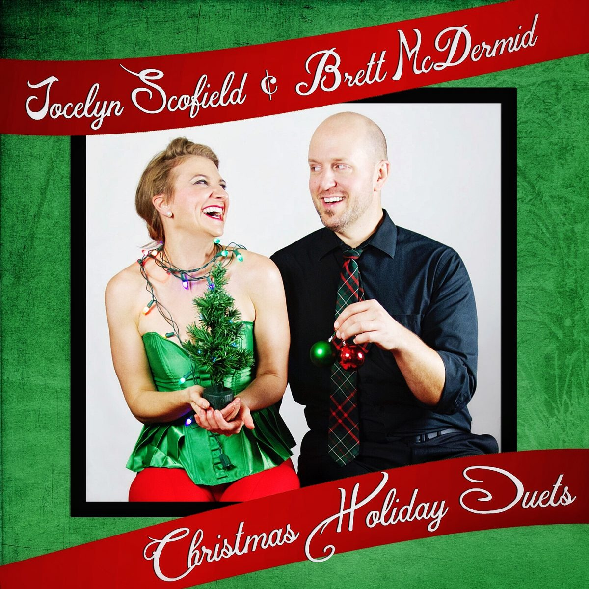 Christmas Holiday Duets Album Cover